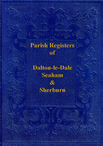Durham Parish Registers: Dalton-le-Dale, Seaham and Sherburn 1646-1812