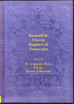 Yorkshire Parish Registers: Burnsall-in-Craven 1672-1786