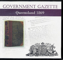 Queensland Government Gazette 1869