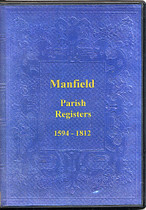 Yorkshire Parish Registers: Manfield 1594-1812