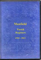Yorkshire Parish Registers: Manfield 1594-1812