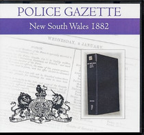 New South Wales Police Gazette 1882