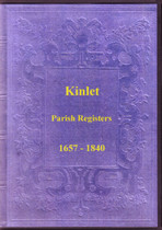 Shropshire Parish Registers: Kinlet 1657-1837