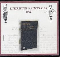 Etiquette in Australia 1902