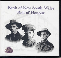 Bank of New South Wales Roll of Honour