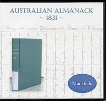 Australian Almanac 1831 (Mansfield)