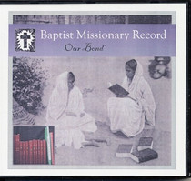 Baptist Missionary Record - Our Bond