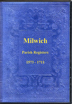 Staffordshire Parish Registers: Milwich 1573-1711