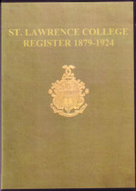 St Lawrence College, Ramsgate, Kent 1879-1924