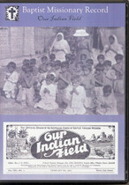 Baptist Missionary Record - Our Indian Field
