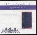 Queensland Police Gazette 1938