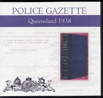 Queensland Police Gazette 1938