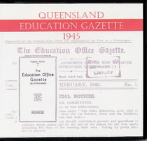 Queensland Education Gazette 1945