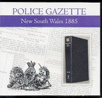 New South Wales Police Gazette 1885