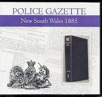 New South Wales Police Gazette 1885