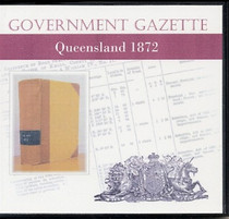 Queensland Government Gazette 1872