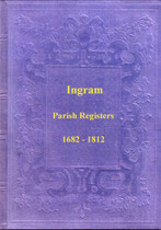 Northumberland Parish Registers: Ingram 1682-1812