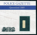 Queensland Police Gazette 1889