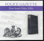 New South Wales Police Gazette 1886