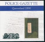 Queensland Police Gazette 1890
