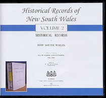 Historical Records of New South Wales Volume 2
