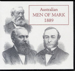 Australian Men of Mark 1889