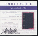 Queensland Police Gazette 1940