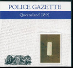Queensland Police Gazette 1891