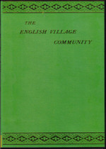 The English Village Community