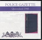 Queensland Police Gazette 1941