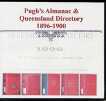 Pugh's Almanac and Queensland Directory Compendium 1896-1900