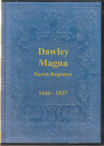 Shropshire Parish Registers: Dawley Magna 1666-1837