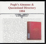 Pugh's Almanac and Queensland Directory 1884