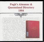 Pugh's Almanac and Queensland Directory 1884