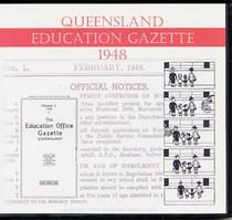 Queensland Education Gazette 1948