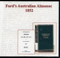 Australian Almanac 1852 (Ford)