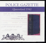 Queensland Police Gazette 1942