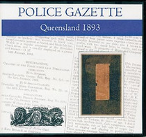 Queensland Police Gazette 1893