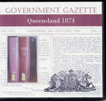 Queensland Government Gazette 1874