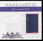 Queensland Police Gazette 1943