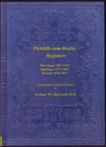 Yorkshire Parish Registers: Pickhill-cum-Rox 1567-1812
