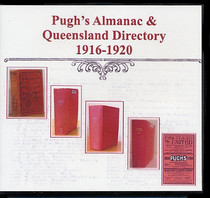 Pugh's Almanac and Queensland Directory Compendium 1916-1920
