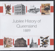 Jubilee History of Queensland 1889