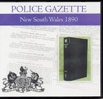 New South Wales Police Gazette 1890