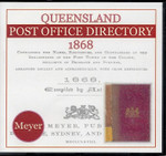 Queensland Post Office Directory 1868 (Meyer)