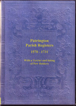 Yorkshire Parish Registers: Patrington 1570-1731
