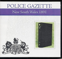 New South Wales Police Gazette 1891