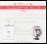 Queensland Education Gazette 1952