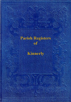 Shropshire Parish Registers: Kinnerly 1677-1814