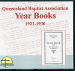 Queensland Baptist Year Books 1921-1930